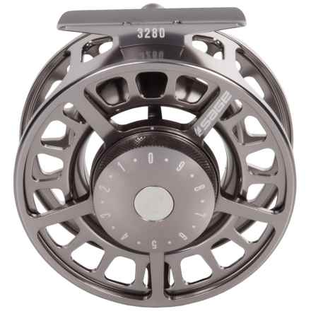 Sage 3280 Fly Reel in Platinum - Closeouts
