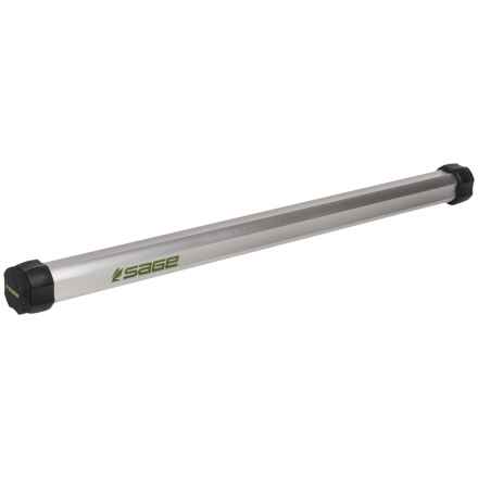"Sage 33"" Single-Rod Travel Tube in Aluminium - Closeouts"