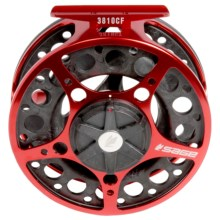 Sage 3810CF Fly Fishing Reel - 9/10wt in Blaze - Closeouts