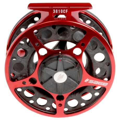 Sage 3810CF Fly Fishing Reel - 9/10wt in Blaze