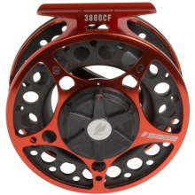 Sage 3880CF Fly Fishing Reel - 7/8wt in Blaze - Closeouts