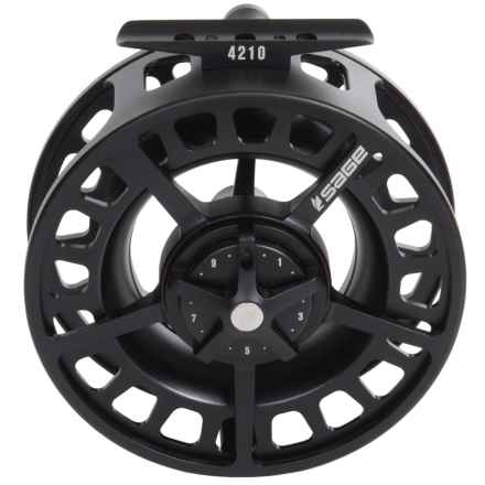 Sage 4210 Fly Reel in Stealth - Closeouts
