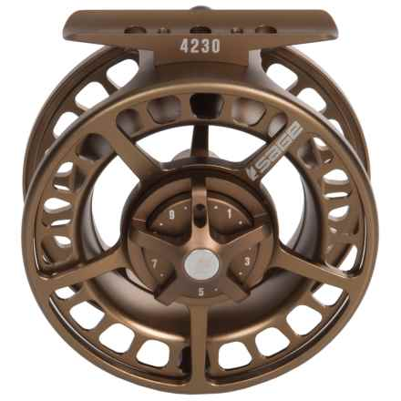 Sage 4230 Fly Reel in Bead Blast Bronze - Closeouts