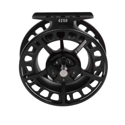 Sage 4250 Fly Reel in Stealth - Closeouts