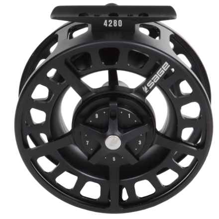 Sage 4280 Fly Reel in Stealth - Closeouts