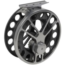 Sage 4580CF Fly Fishing Reel - 8/9wt in Platinum/Black - Closeouts