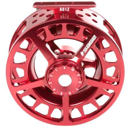 Sage 6012 Fly Reel - 11/12wt in Ember - Closeouts