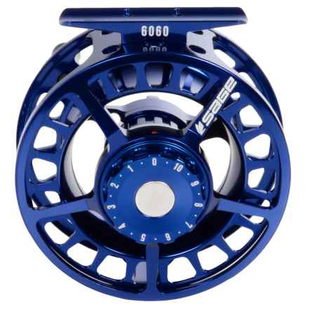 Sage 6060 Fly Reel in Azure - Closeouts