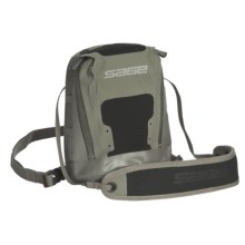 Sage DXL Typhoon Chest Pack in Moss Green - Closeouts