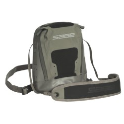 Sage DXL Typhoon Chest Pack in Moss Green