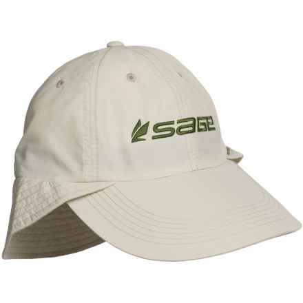 Sage Flats Hat - UPF 50+ (For Men) in Minnow - Closeouts