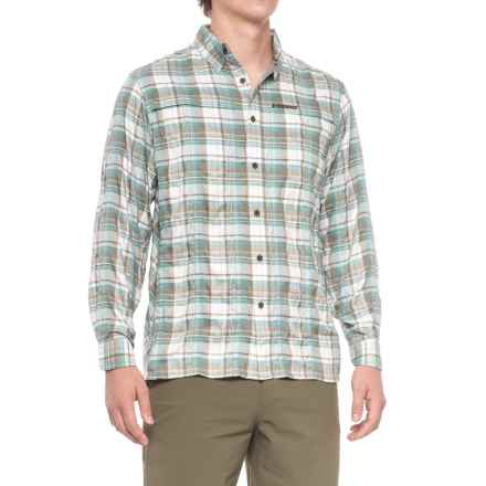 Sage Guide Shirt - UPF 50, Long Sleeve (For Men) in Lagoon - Closeouts