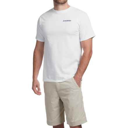 Sage On the Water T-Shirt - Short Sleeve (For Men) in White - Closeouts