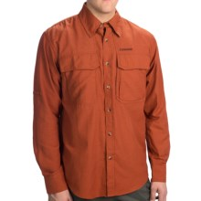 Sage Opala Guideshirt - Long Sleeve (For Men) in Canyon - Closeouts