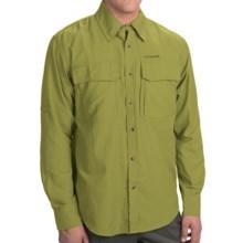 Sage Opala Guideshirt - Long Sleeve (For Men) in Dorado - Closeouts
