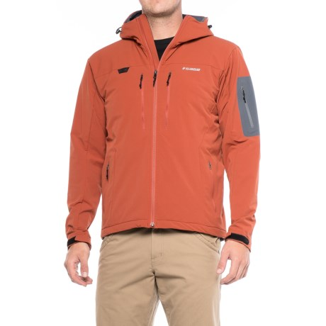 Sage Quest Soft Shell Hooded Jacket - Insulated (For Men)