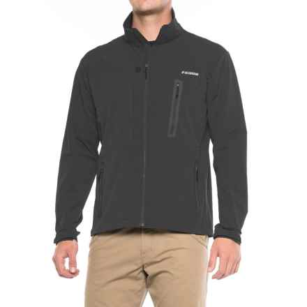 Sage Quest Soft Shell Jacket (For Men) in Black - Closeouts