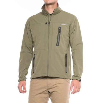 Sage Quest Soft Shell Jacket (For Men) in Canopy - Closeouts