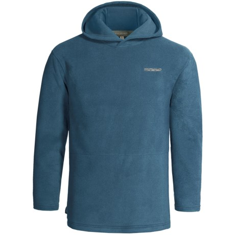 Sage River Hoodie - Polartec® Fleece (For Men) in Ocean