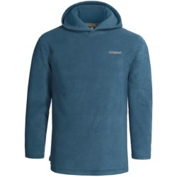 Sage River Hoodie Sweatshirt - Polartec® Fleece (For Men) in Ocean