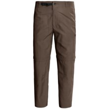 Sage Seychelles Convertible Pants - UPF 30+ (For Men) in Dark Peat - Closeouts
