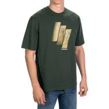Sage Slice of Life T-Shirt - Short Sleeve (For Men) in Chickory - Closeouts