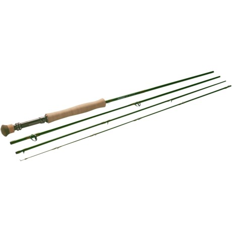 Sage TCX Fly Fishing Rod - 4-Piece, 9', 7-10wt in See Photo