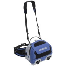 Sage Technical Field Small Fishing Waist Pack in Cobalt/Storm - Closeouts