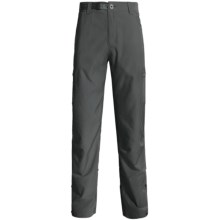 Sage Transfer Pants - UPF 30+ (For Men) in Dark Charcoal - Closeouts