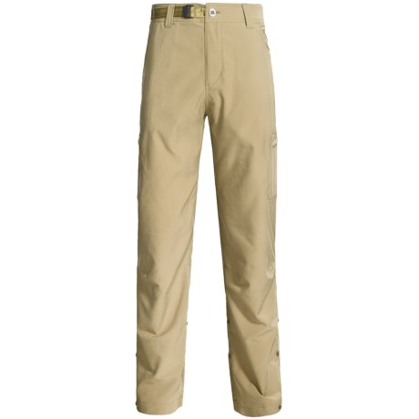 Sage Transfer Pants - UPF 30+ (For Men) in Dark Charcoal