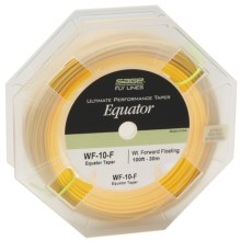 Sage Ultimate Performance Equator Taper Fishing Fly Line - 100', Weight Forward in Orange - Closeouts