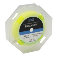 Sage Ultimate Performance Taper Fishing Fly Line - 90', Weight Forward in Yellow/Green - Closeouts