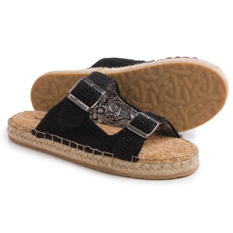 Sakroots Mandy Flat Sandals (For Women)