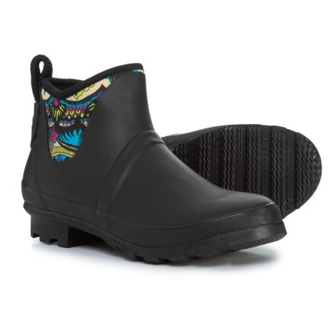 d5feab3e8 Sakroots Mano Ankle Rain Boots - Waterproof (For Women) in Radiant One World
