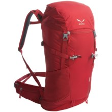 Salewa Ascent 28 Backpack - Internal Frame in Ruby Red - Closeouts