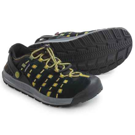 Salewa Capsico PrimaLoft® Shoes - Insulated (For Men) in Black/Smoke - Closeouts