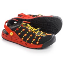 Salewa Capsico Water Shoes (For Men) in Black/Flame - Closeouts