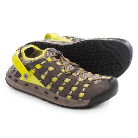 Salewa Capsico Water Shoes (For Men) in Kitten/Citro - Closeouts