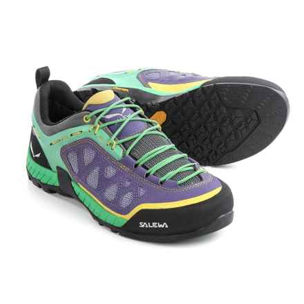 Salewa Firetail 3 Hiking Shoes (For Women) in Mystical/Kamille - Closeouts