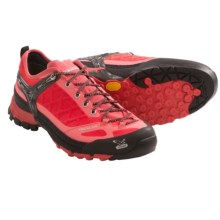 Salewa Firetail EVO Gore-Tex® Trail Shoes - Waterproof (For Women) in Poppy Red/Punch - Closeouts
