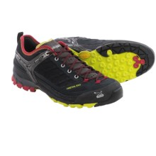 Salewa Firetail Evo Trail Shoes (For Men) in Black/Citro - Closeouts