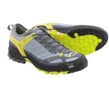 Salewa Firetail Evo Trail Shoes (For Men) in Moon/Citro - Closeouts