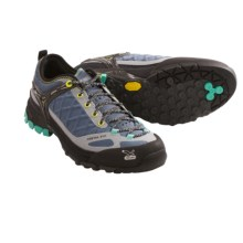 Salewa Firetail Evo Trail Shoes (For Women) in Blue Jeans/Moon - Closeouts