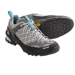 Salewa Firetail Hiking Shoes (For Women) in Steel/Smoke