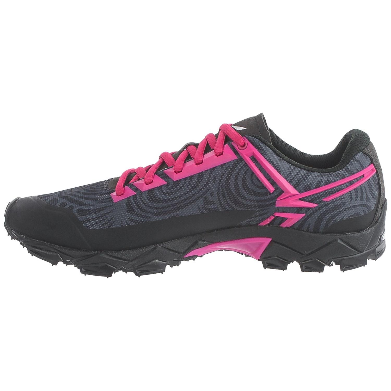 salewa lite train trail running shoes for women save 53. Black Bedroom Furniture Sets. Home Design Ideas