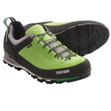 Salewa Mountain Trainer Gore-Tex® Trail Shoes - Waterproof (For Men) in Apple/Black - Closeouts