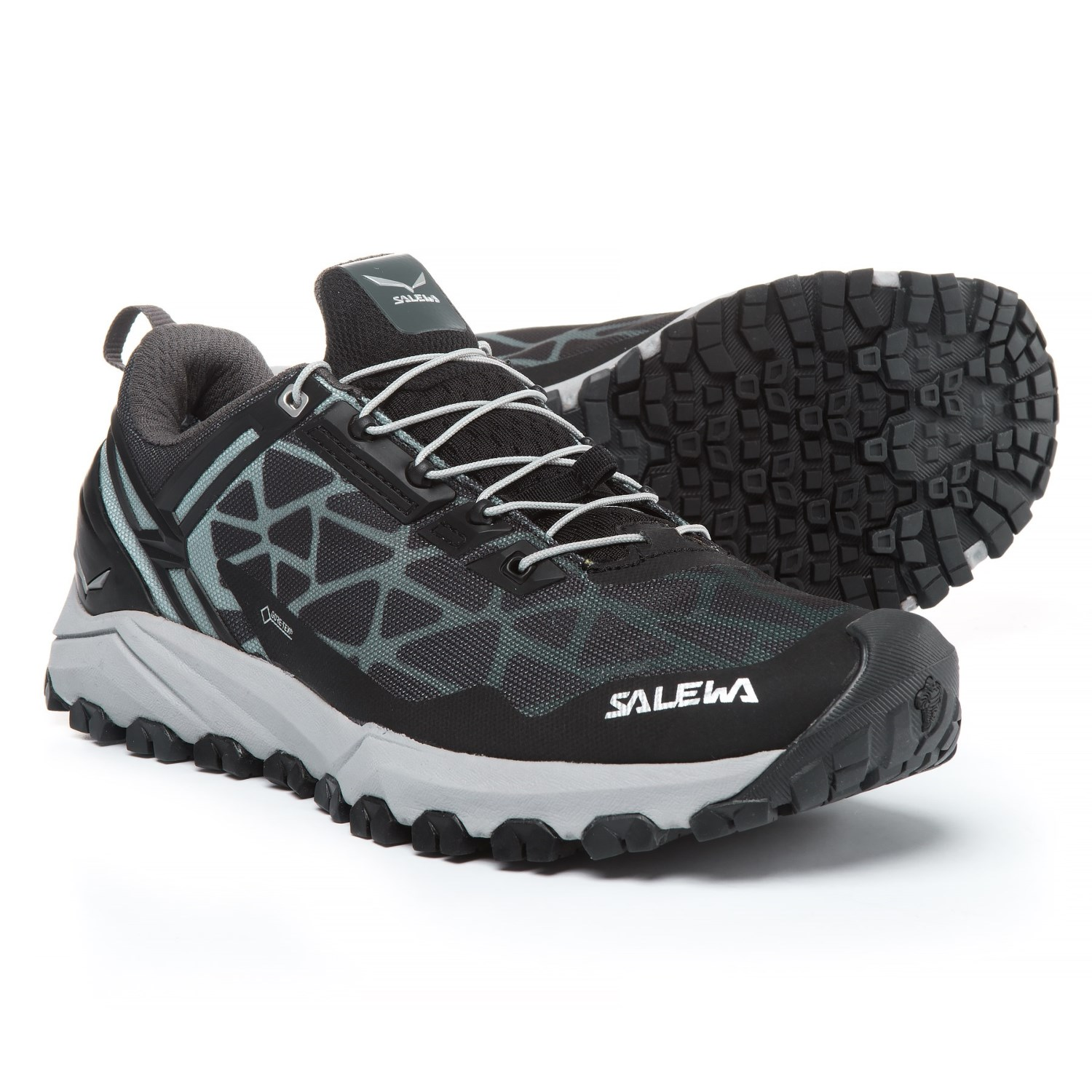 Clearance. Salewa Multi Track Gore-Tex® Trail Running Shoes - Waterproof  (For Women)