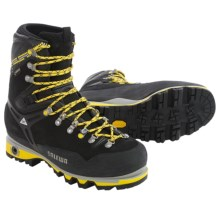 Salewa Pro Guide Gore-Tex® Mountaineering Boots - Waterproof, Insulated (For Men) in Black/Yellow - Closeouts