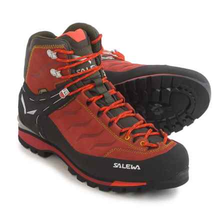 Salewa Rapace Gore-Tex® Boots - Waterproof (For Men) in Indio/Mimosa - Closeouts