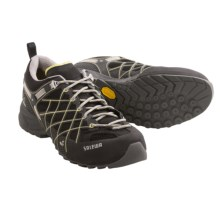 Salewa Wildfire Gore-Tex® Trail Shoes - Waterproof (For Women) in Black/Sulphur - Closeouts